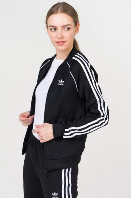 Толстовка женская Adidas CE2392 черная 38