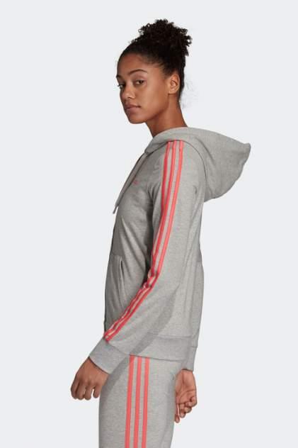 Толстовка женская Adidas DU0661 серая 38