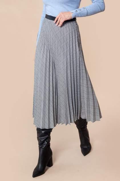 Женская юбка Vilatte D26.388, серый