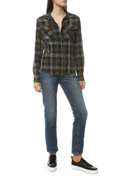 Женская рубашка EMANSIPE 554254803, коричневый