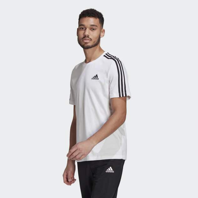 Футболка Adidas M 3S Sj T, белый