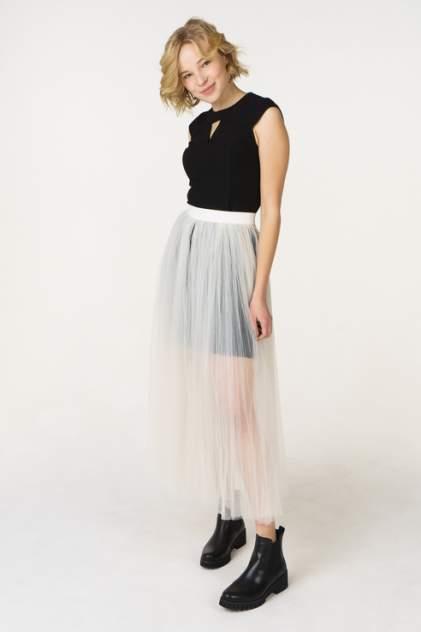 Женская юбка LN Family 4165, бежевый
