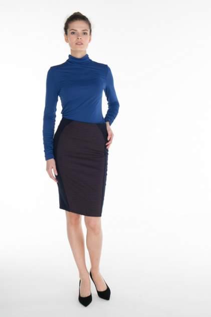 Юбка женская Stella Di Mare Dress 364-16/ коричневая 42
