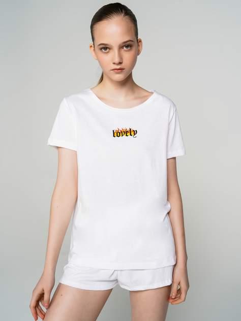 Пижама женская ТВОЕ 76336 белая L