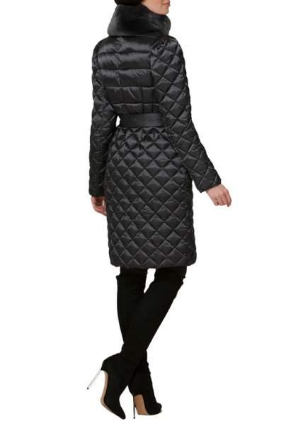 Пуховик-пальто женский Conso WELF 190529 серый 40