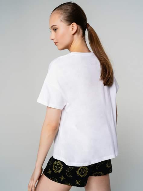 Пижама женская ТВОЕ 71681 белая XL