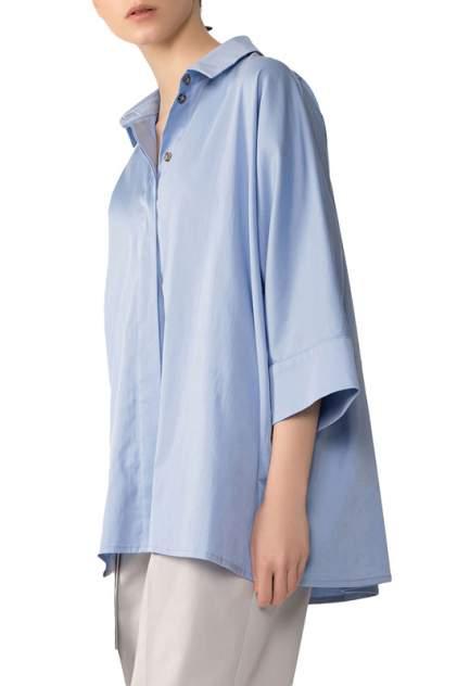 Блуза женская URBAN TIGER 01.016848 голубая S