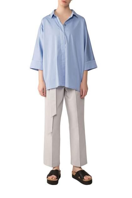 Блуза женская URBAN TIGER 01.016848 голубая M