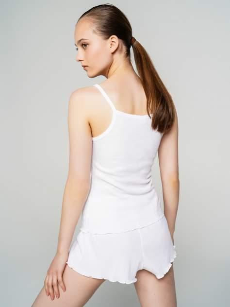 Пижама женская ТВОЕ 72328 белая XS