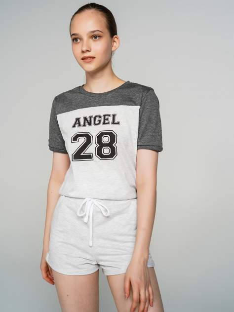 Женские шорты ТВОЕ 72091, белый