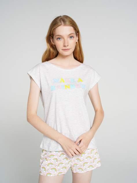 Пижама женская ТВОЕ 69706 белая XL