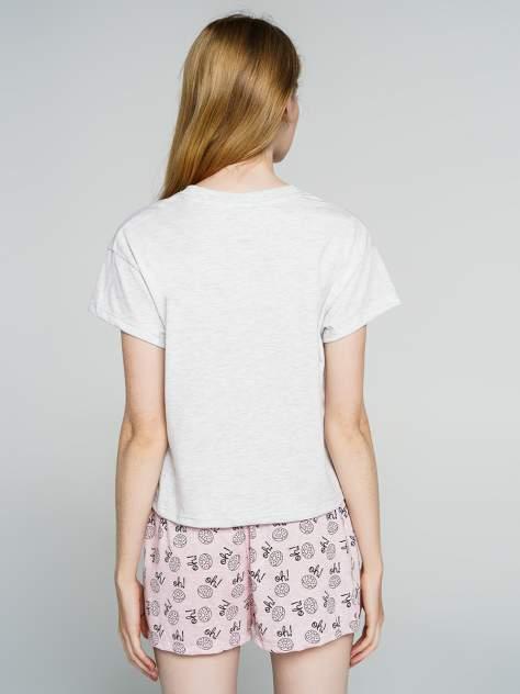 Пижама женская ТВОЕ 71703 белая XL
