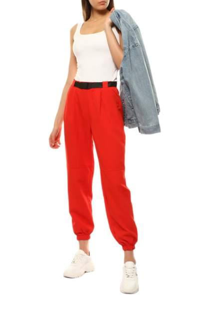 Спортивные брюки женские EMANSIPE 5,06.0209 красные 46