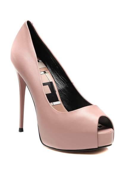 Туфли женские Vitacci 48642 розовые 38 RU