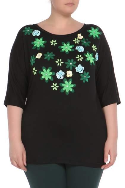 Женская блуза LE FATE LF0377B, черный