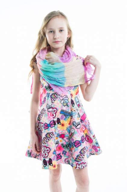 Шарф детский Acoola, цв. разноцветный р-р onesize