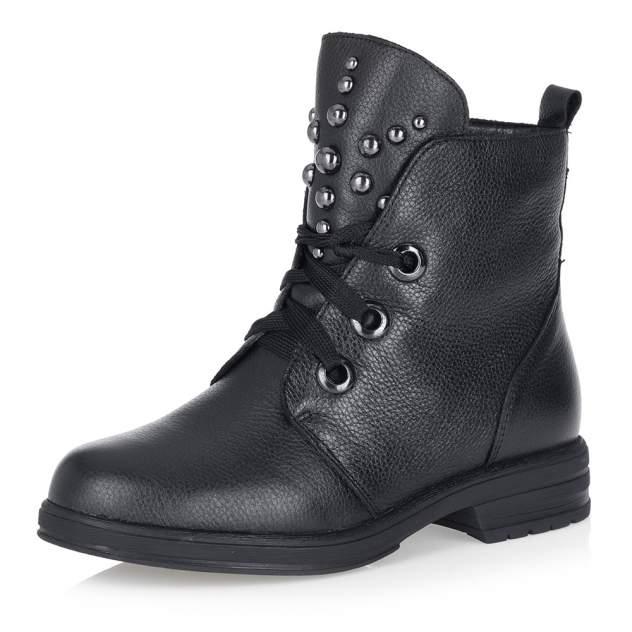 Ботинки женские Respect RRW8F01-07-02W, черный