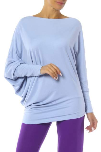 Женская блуза Adzhedo 70110, голубой