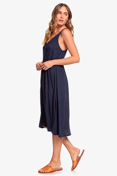 Женское платье Roxy Sunset Beauty ERJWD03441, синий