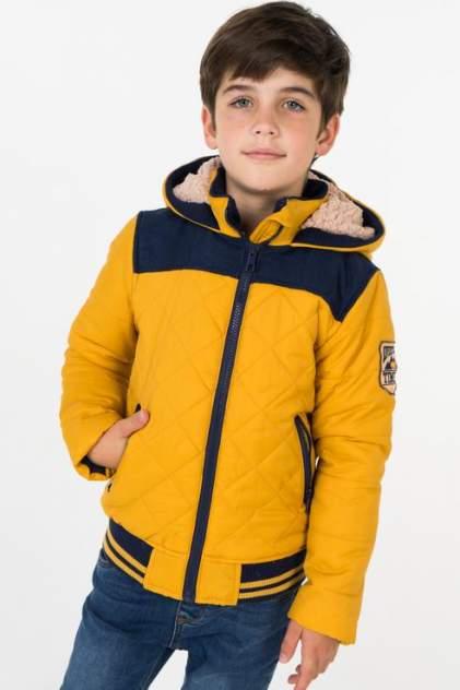 Куртка Incity kids 3.5.2.18.01.13.00042/161054 цв.желтый р.122
