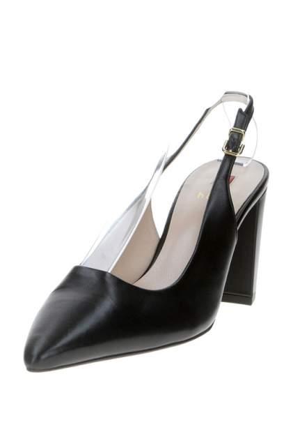 Туфли женские Hogl 51076000100 черные 35 RU