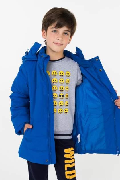 Куртка детская Incity KIDS, цв. синий
