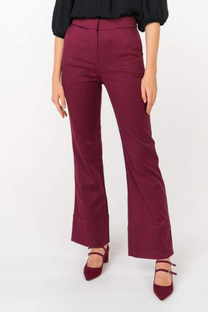 Женские брюки Audrey right 180650-11914, красный