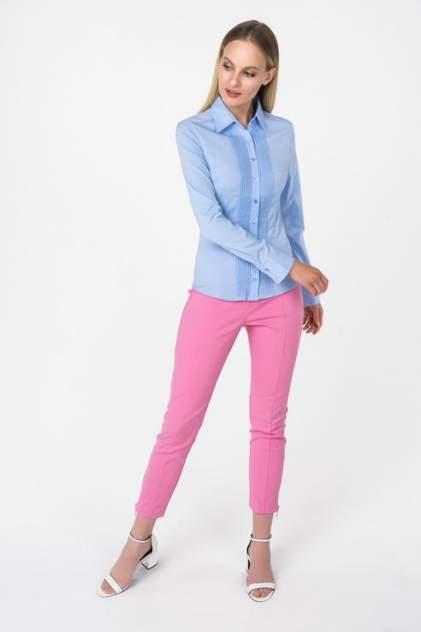 Рубашка женская Marimay 1005-1131 голубая 44