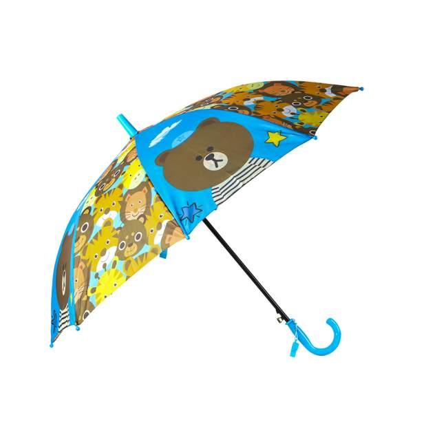 Зонт детский Джамбо Животные JB0206336, в комплекте свисток, 50 см