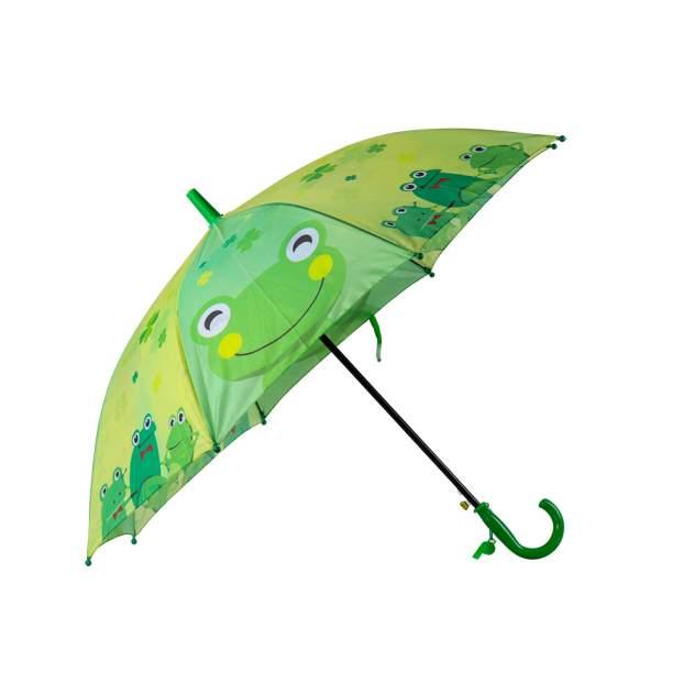 Зонт детский Джамбо Лягушонок JB0206337, в комплекте свисток, 50 см