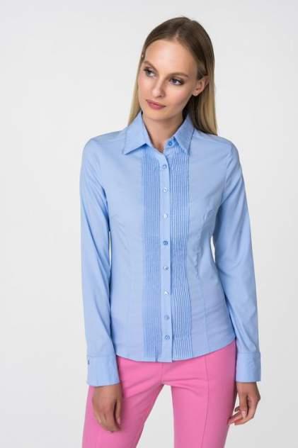 Рубашка женская Marimay 1005-1131 голубая 46
