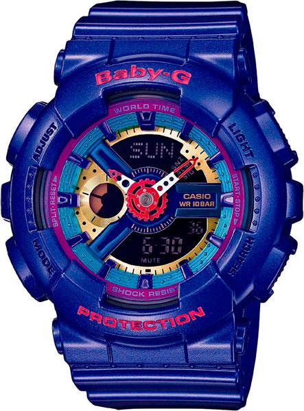 Наручные часы кварцевые женские Casio BA-112-2A