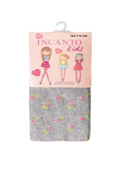 Колготки детские Incanto Kids, цв. серый р.140