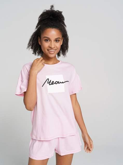 Пижама женская ТВОЕ 73806 розовая XS