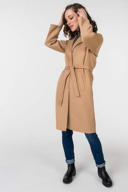 Женское пальто GEOX W8415C/T2433, коричневый