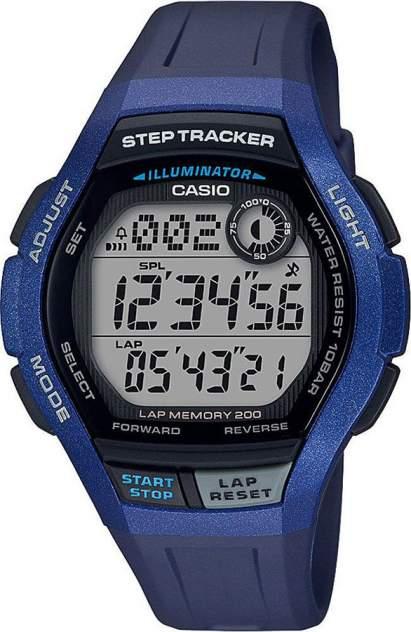 Наручные часы кварцевые мужские Casio Illuminator WS-2000H