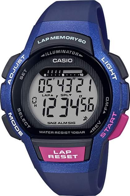 Наручные часы кварцевые женские Casio LWS-1000H