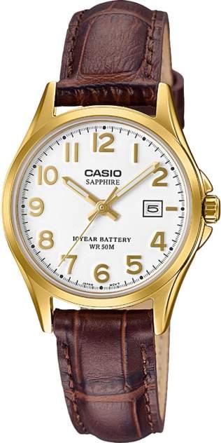 Наручные часы кварцевые женские Casio LTS-100GL