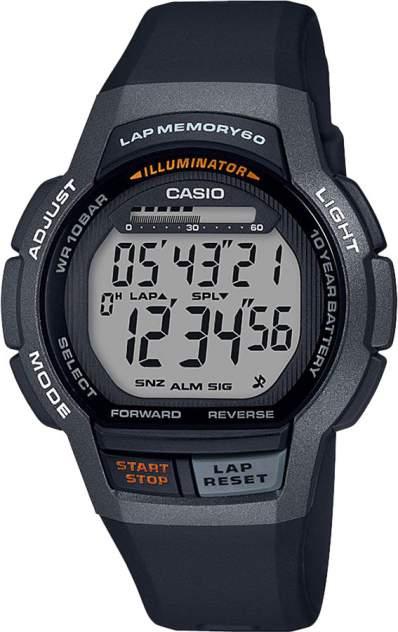Наручные часы кварцевые мужские Casio WS-1000H
