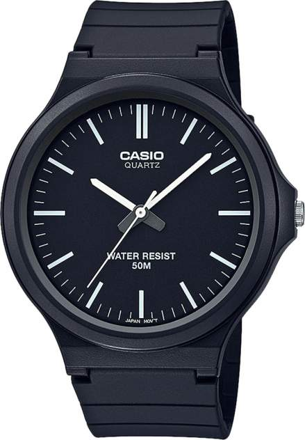Наручные часы кварцевые мужские Casio MW-240