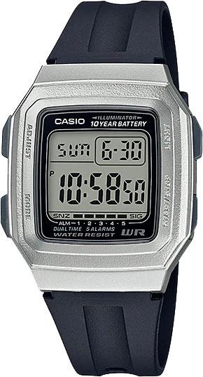Наручные часы кварцевые женские Casio F-201WAM