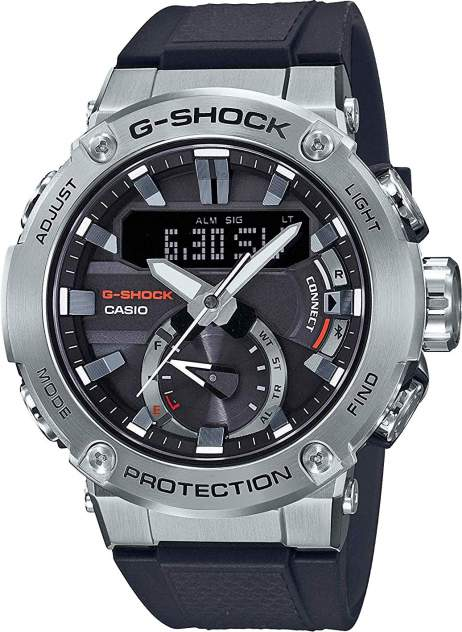 Японские наручные часы Casio G-SHOCK GST-B200-1AER с хронографом