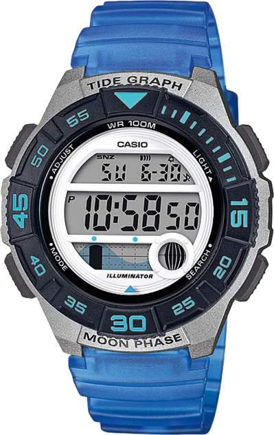 Наручные часы кварцевые женские Casio LWS-1100H