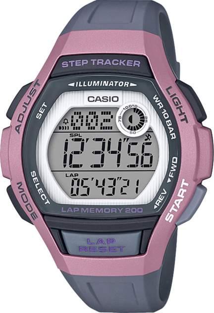 Наручные часы кварцевые женские Casio LWS-2000H