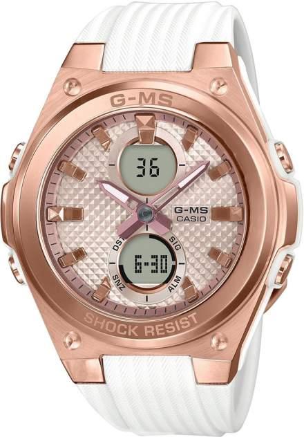 Наручные часы кварцевые женские Casio MSG-C100G