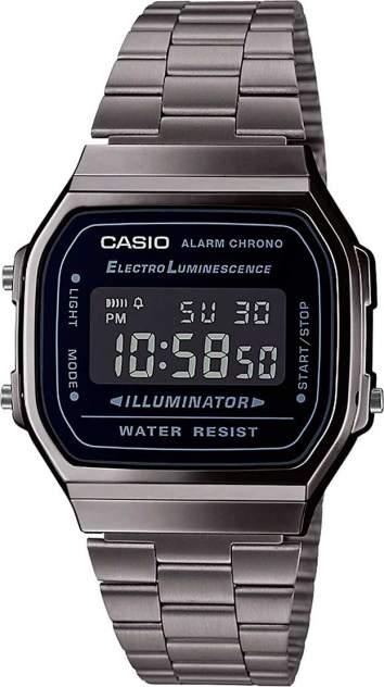 Наручные часы кварцевые мужские Casio Illuminator A168WEGG