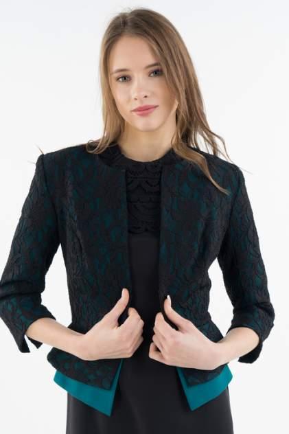 Жакет женский Stella Di Mare Dress 1000-14 черный 48