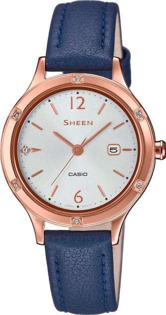 Наручные часы кварцевые женские Casio SHE-4533PGL