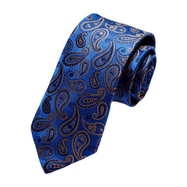 Галстук мужской 2beMan G02 синий