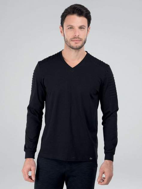 Свитшот мужской BlackSpade BS30048 черный L